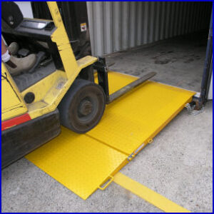 CRN65 Container Ramp for Forklift