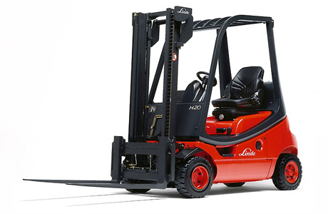 350 Linde 350 Series 1.8 to 2 Tonne forklift