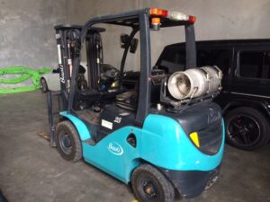 Used Baoli Forklift